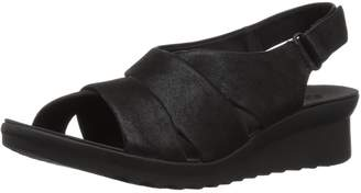 Clarks Women's Caddell Petal Sandal 12 Medium US
