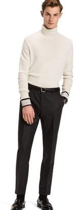 Tommy Hilfiger Slim Fit Wool Trouser