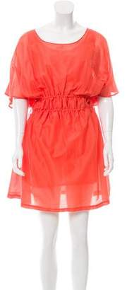 Sonia Rykiel Sonia by Oversize Tent Dress