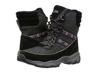Skechers D'Lites - Snow Park Women's Cold Weather Boots