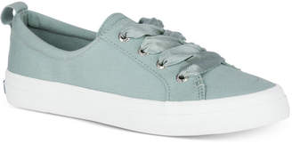 Sperry Women's Crest Vibe Lace-Up Fashion Sneakers Women's Shoes