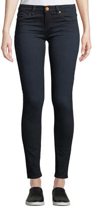 Blank NYC Low-Rise Skinny Jeans, Black