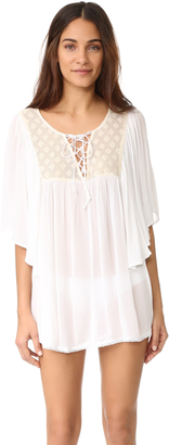L*Space Zion Cover Up Tunic $129 thestylecure.com