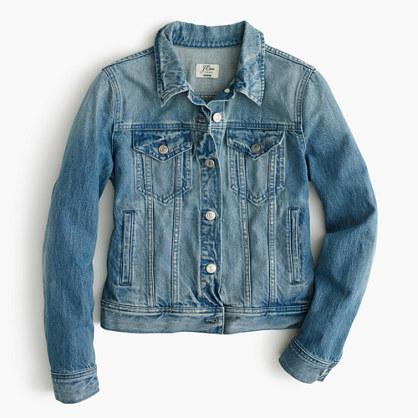 J.CrewDenim jacket in Holston wash