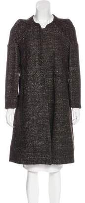 Marni Wool-Blend Bouclé Coat