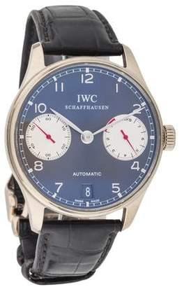 IWC Portuguese Automatic Edition Tourneau Watch