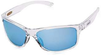 Revo Harness RE 4071 09 BL Polarized Wrap Sunglasses