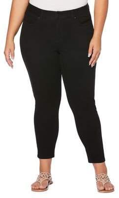 Rafaella Plus Skinny Ankle Jeans