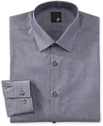 Jf J.Ferrar JF Mechanical Stretch Dress Shirt - Big & Tall