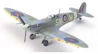 Spitfire The Hobby Company Limited Supermarine 1:72 Scale Aircraft - Tamiya