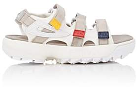 Fila Women's Disruptor Suede & Neoprene Sandals - White