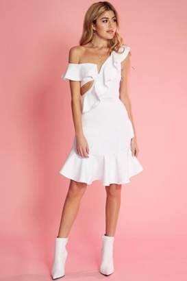 Donna Mizani Bella Mini Dress