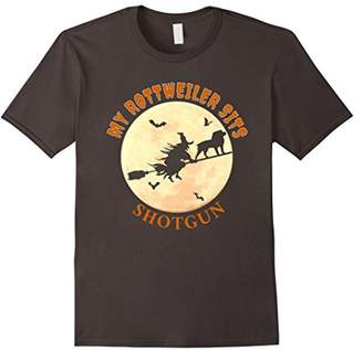 Funny Rottweiler Halloween T-Shirt For Pet Lovers