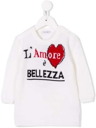 Dolce & Gabbana L'Amore è Bellezza sweater
