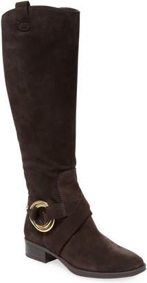 Karl Lagerfeld Paris Muret Leather Boot