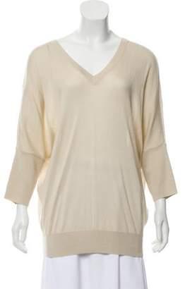 Derek Lam Cashmere Printed Sweater Cashmere Printed Sweater
