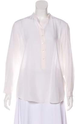 Stella McCartney Silk Long Sleeve Blouse w/ Tags
