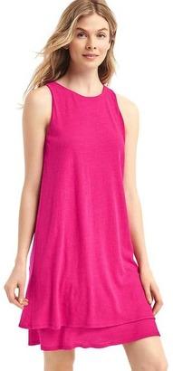 A-line layered tank dress $59.95 thestylecure.com