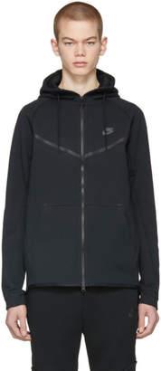 Nike Black Windrunner Hoodie
