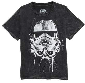 Mighty Fine Trooper Bleach T-Shirt