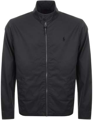Ralph Lauren Barracuda Jacket Black