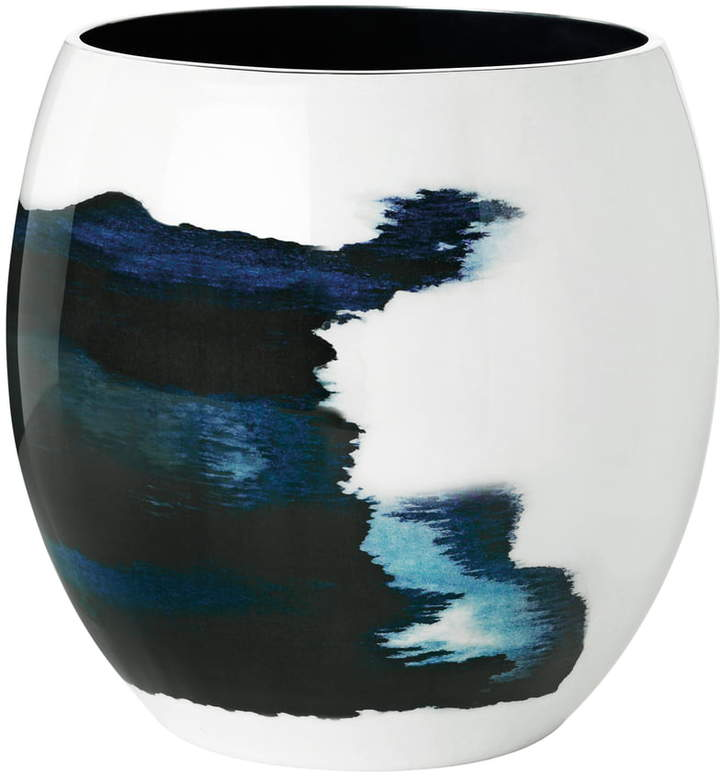 Stockholm Vase Ø 203 groß, aquatic