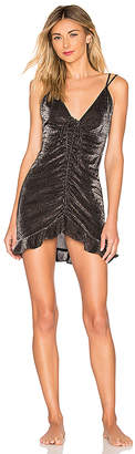 For Love & Lemons Baccarat Glitter Dress