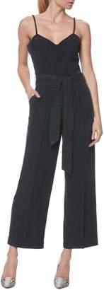 Paige Marceline Denim Look Jumpsuit