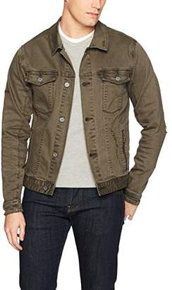 Zanerobe Men's Rise-Greaser Denim Jacket