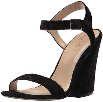 Nicole Miller Women's Brescia-NM Heeled Sandal