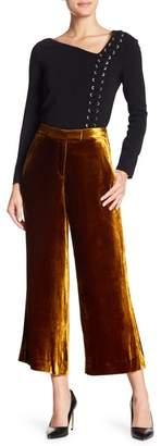 A.L.C. Robbie Wide Leg Velvet Pants