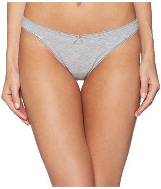 Eberjey Pima Goddess Thong Women's Underwear