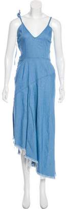 Marques Almeida Marques' Almeida Denim Maxi Dress w/ Tags
