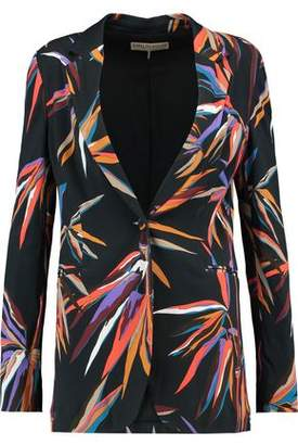 Emilio Pucci Printed Twill Blazer