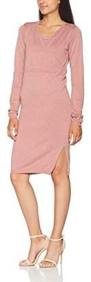 Mama Licious Mamalicious Women's Mlzolanda Tess Ls Knit Nf Dress,(Manufacturer Size: X-Large)