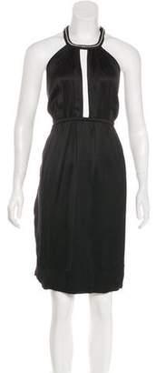 Stella McCartney Sleeveless Knee-Length Dress