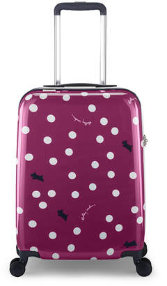 Radley Vintage Dog Dot Suitcase