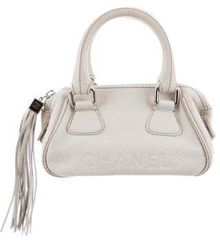 Chanel LAX Tassel Bowler Bag