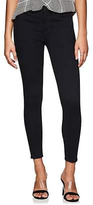 L'Agence Women's Margot High-Rise Skinny Jeans - Black