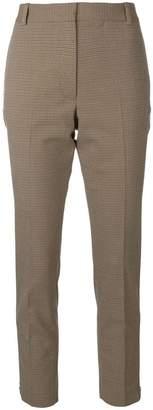 Joseph dogtooth stretch pants