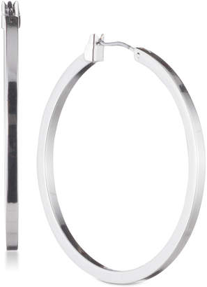 DKNY Thin Hoop Earrings, Created for Macy's