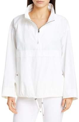 Eileen Fisher Stand Collar Anorak