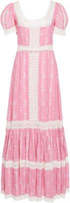 LoveShackFancy Ryan Floral Dress