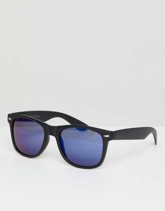 Jack and Jones Square Sunglasses