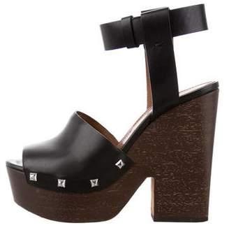 Givenchy Sofia Clog Sandals