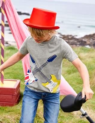 Boden Rock Star Appliqué T-shirt