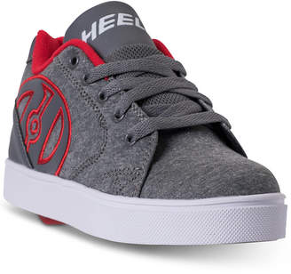 Heelys Little Boys' Vopel Wheeled Skate Casual Sneakers from Finish Line