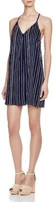 Alice + Olivia Fierra Striped Slip Dress - 100% Exclusive $275 thestylecure.com