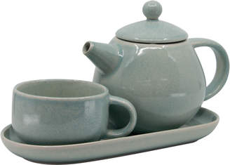 Salt&Pepper Salt & Pepper 3 Piece Mint Kumo T4Me Teapot Set