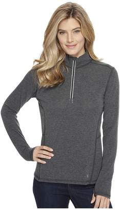 Carhartt Force Ferndale 1/4 Zip Shirt Women's Long Sleeve Pullover